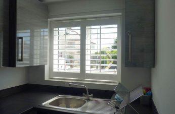 Waterproof kitchen shutter