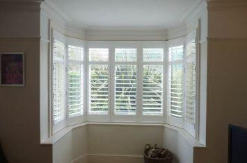 Window shutters Chichester