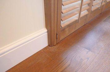 Indoor Shutters – heat and noise benefits
