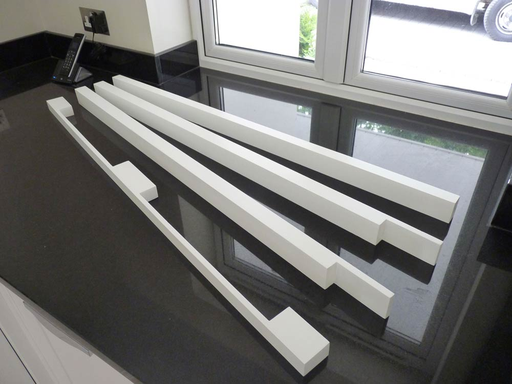 Air vent cut outs in battens