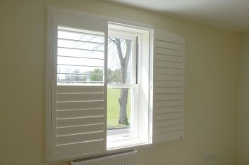 How to assemble a Deco shutter frame
