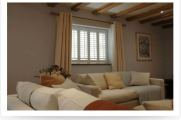 Controlling Light with louvred shutters