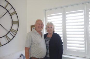 Jan & Rob Testimonial from Opennshut
