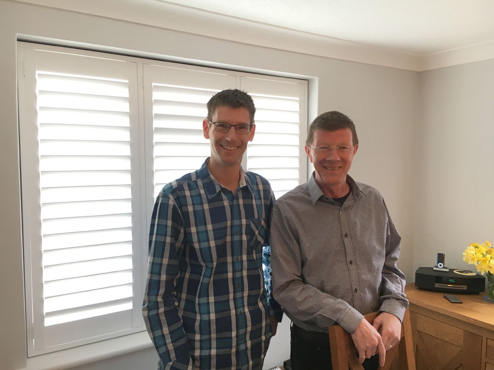 Colin Cornwall Trade Testimonial for Opennshut