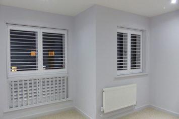 Upgraded hidden shutter control rod