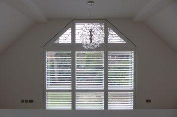 Scraft window shutters