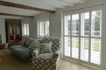 Plantation shutters uk