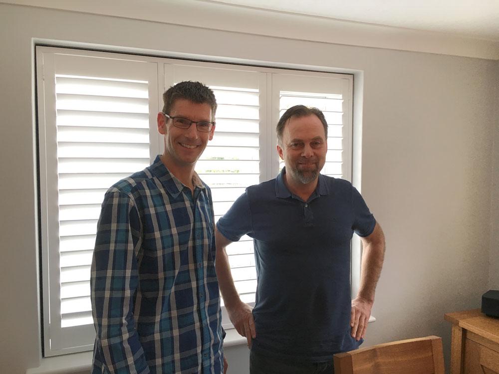 Peter Hull Trade Testimonial for Opennshut