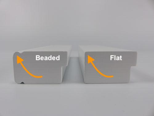 Compare Shutters Stile Types