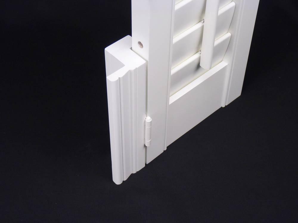 Cross section of Tiara Z frame