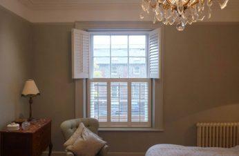 Top Opening Bedroom shutters