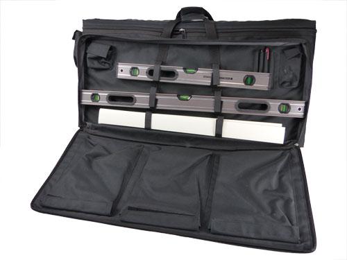 Inside ONS Shutter Sample Bag