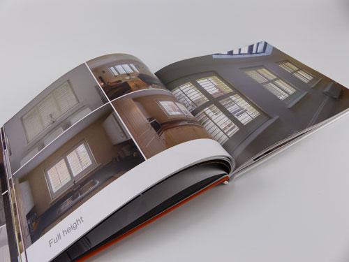 Inside View Of Shutter Photo Book