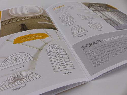 Inside The Scraft Shutter Brochure 2