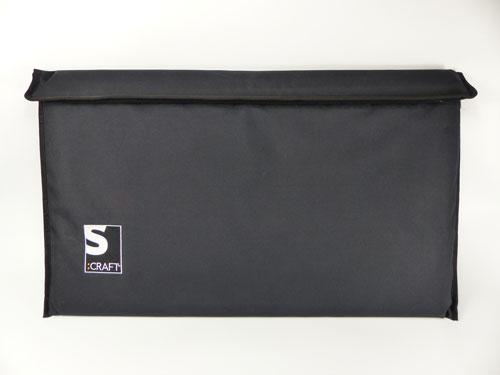 Scraft Sample Panel Bag Front