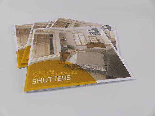Scraft Shutter Brochures