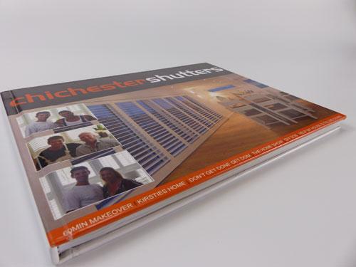 Shutter Photo Book Cover