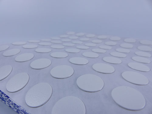 White cover cap close up