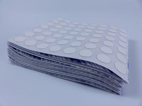 White cover caps