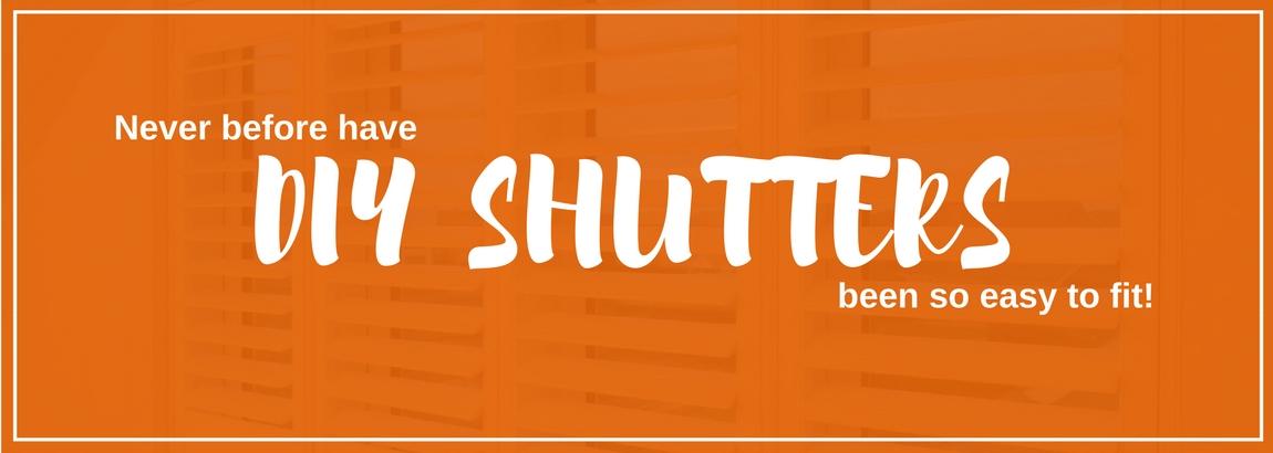 DIY Shutters from Opennshut